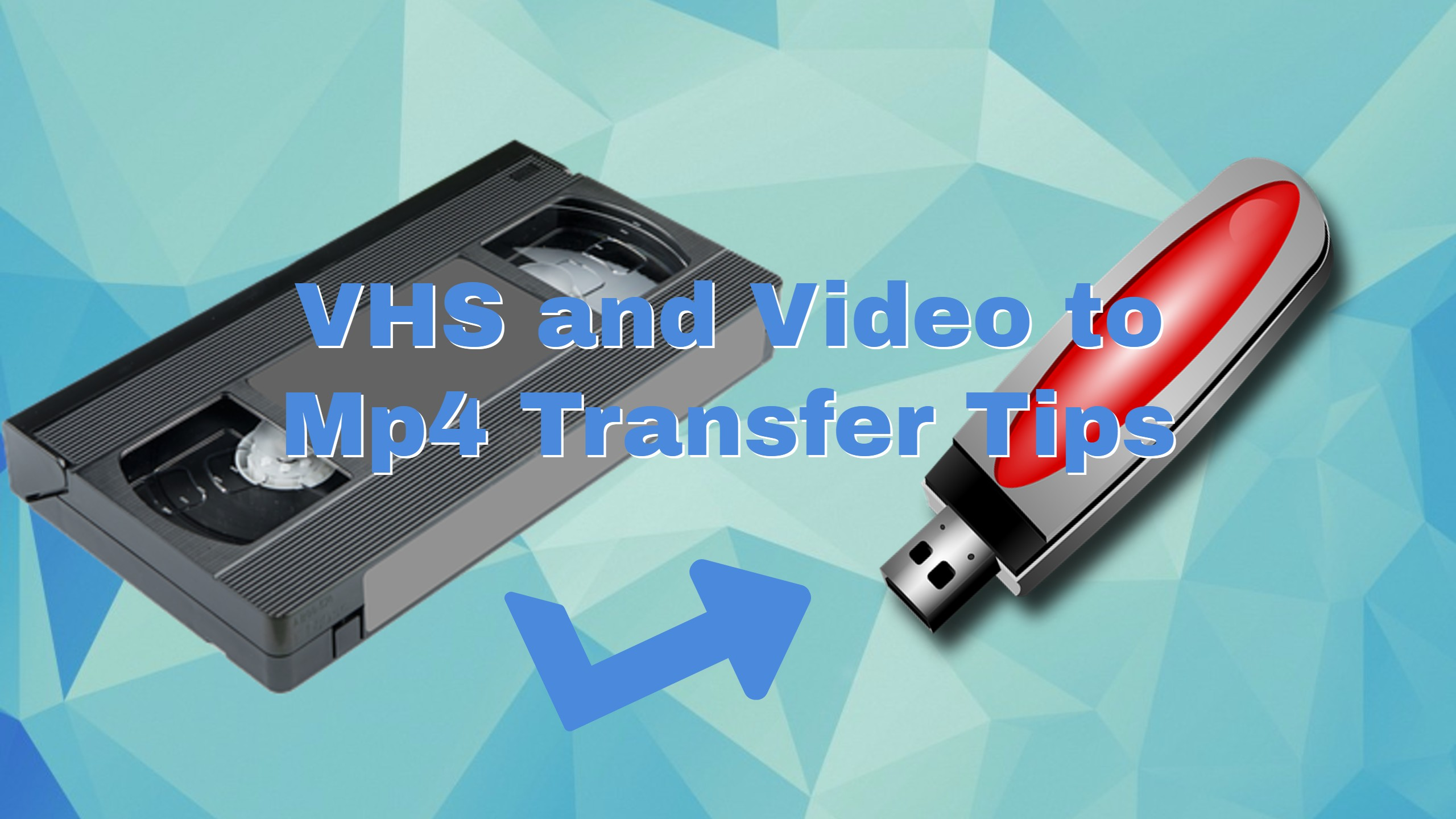 vhs to digital transfers